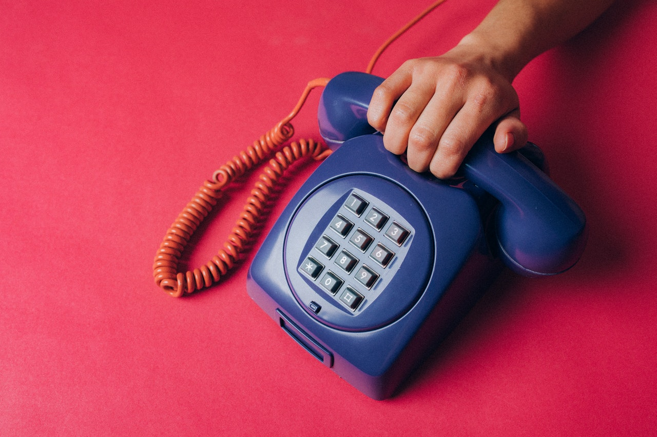 Wie heeft de telefoon uitgevonden?